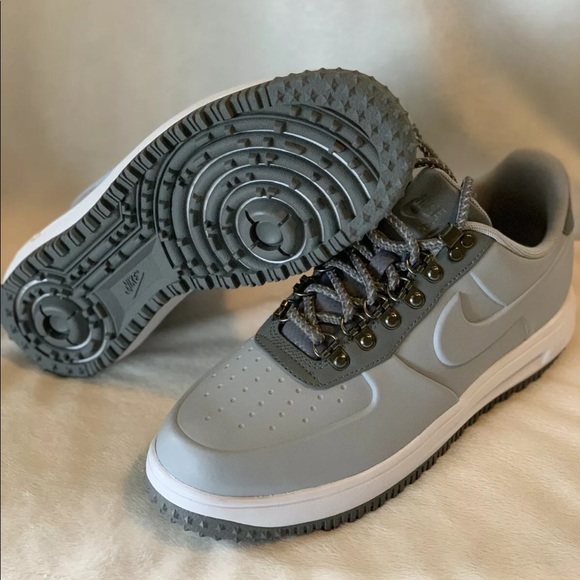 Nike LF1 Lunar Force 1 Duckboot Low Wolf Grey